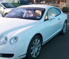 Bentley Continental After